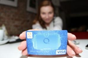 Qiwi кошелек и пластиковая карта QVP имеют один счет