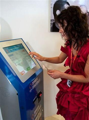 Вы можете заказать пластиковую карту VISA QIWI, которая будет привязана к Вашему QIWI кошельку и позволит беспроцентно совершать покупки в магазинах!