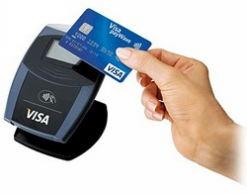 Visa внедряет в России технологию payWave