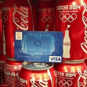 Карточкой QIWI Visa Plastic можете расплачиваться во всех обычных и интернет-магазинах по всему миру
