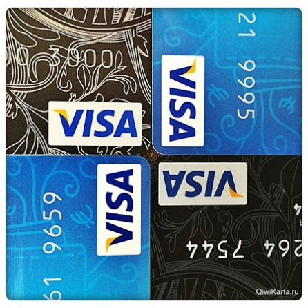 Чем отличаются карты MasterCard от VISA?