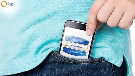 Платежный терминал QIWI у вас в кармане