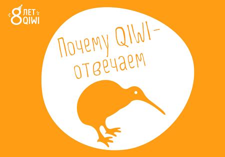 История возникновения бренда QIWI