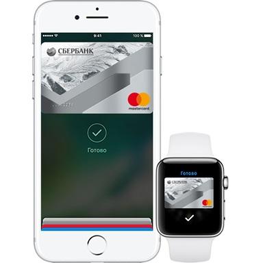 Как делать покупки с Apple Pay?