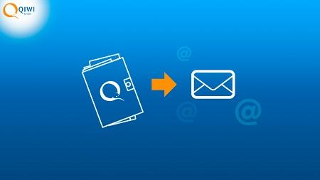 QIWI Ваучер или как отправить деньги по e-mail