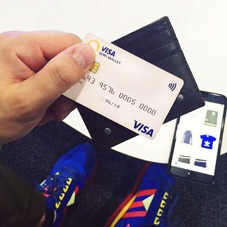 Банковские карты в кошельке QIWI