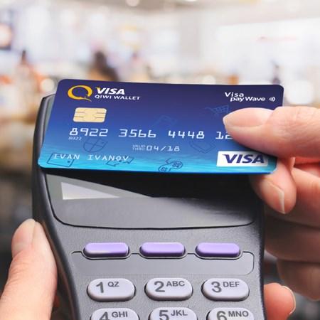 Бесконтактные карты и платежи