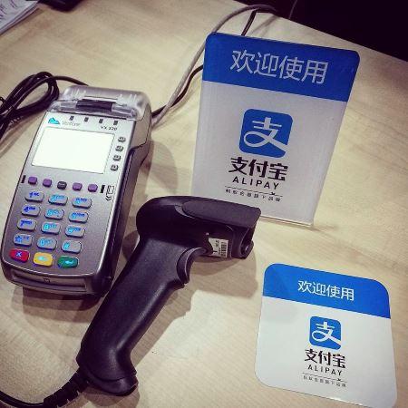 Оплата Alipay теперь доступна и в России