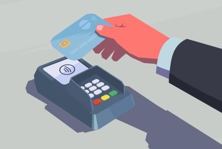 Что такое банковская карта с бесконтактными платежами?