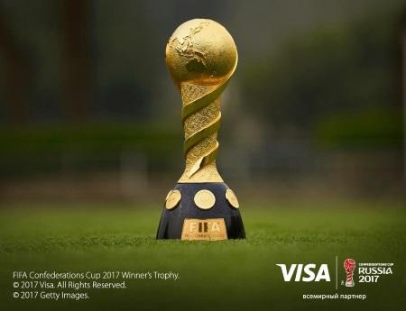 Список победителей «Visa Кубок Конфедераций»