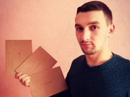 Курьерская доставка карты «Совесть»