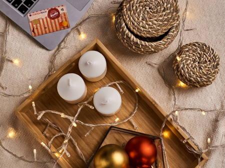Халва поможет с подарками к Новому году